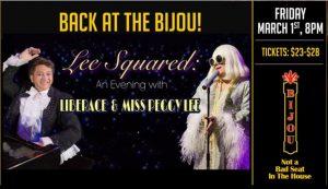 March 1, 2019     The Bijou Theatre